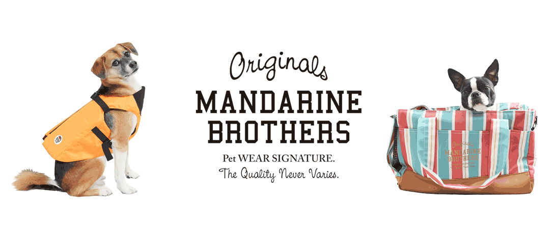 Mandarine Brothers(マンタ?リンフ?ラサ?ース?)