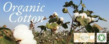 Ooranic Cotton(オーガニックコットン)