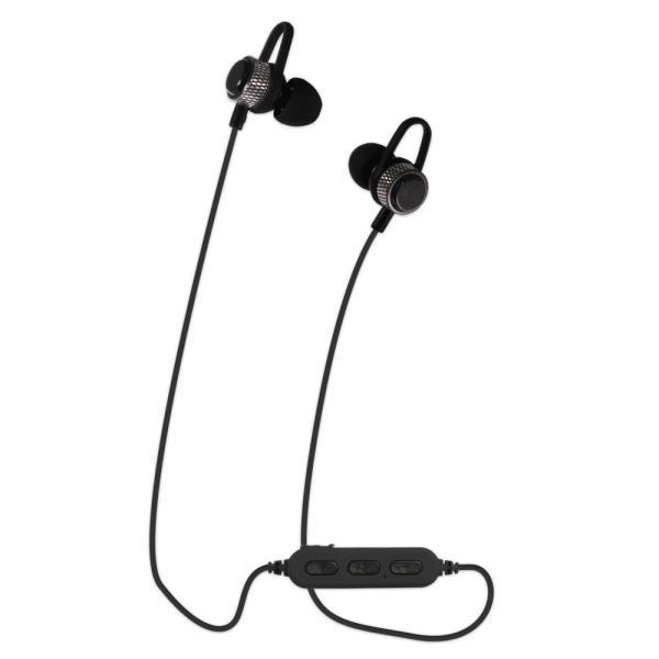 ワイヤレスイヤホン カナル式 マグネット付き マイク リモコン ハンズフリー通話 生活防水 Bluetooth 宅C|owltech|09