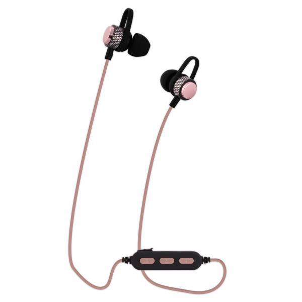 ワイヤレスイヤホン カナル式 マグネット付き マイク リモコン ハンズフリー通話 生活防水 Bluetooth 宅C|owltech|11
