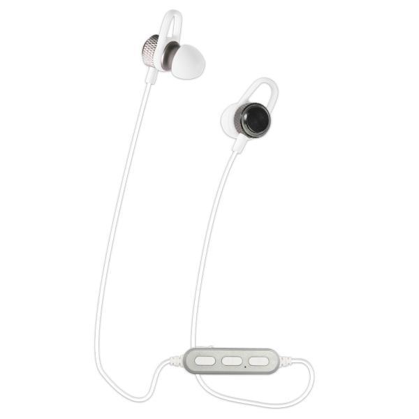 ワイヤレスイヤホン カナル式 マグネット付き マイク リモコン ハンズフリー通話 生活防水 Bluetooth 宅C|owltech|10