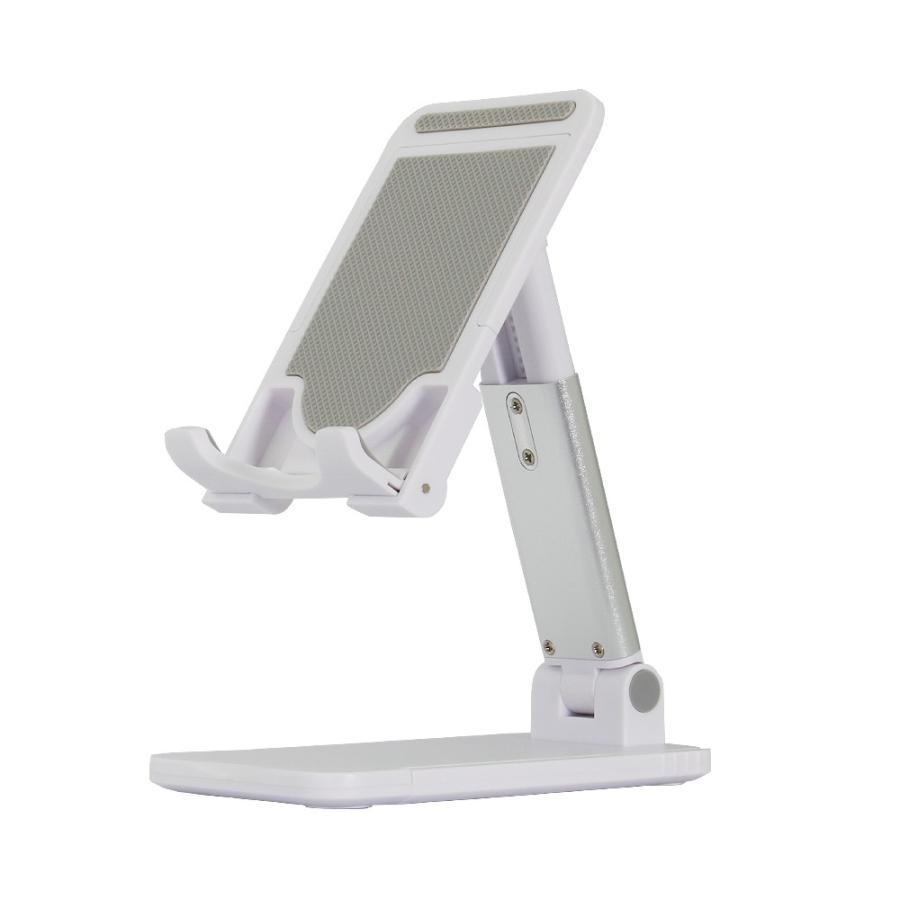 スマホスタンド 角度調節可 高さ調整可 スライド可動式スタンド スマートフォン / タブレット対応 MOTTERU 宅C owltech 11