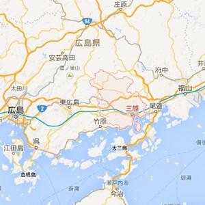 三原マップ