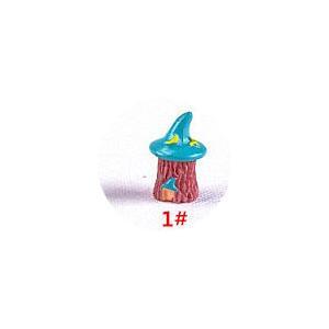 DIY テラリウム フィギュア  ドールハウス ツリーハウス ミニチュア 箱庭用  苔テラリウム アクアリウム スノードーム コケ 苔 ハンドメイド|p-comfort|17