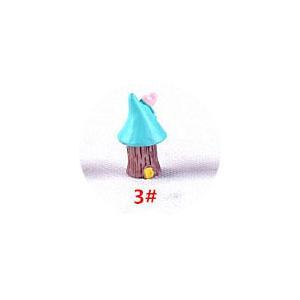 DIY テラリウム フィギュア  ドールハウス ツリーハウス ミニチュア 箱庭用  苔テラリウム アクアリウム スノードーム コケ 苔 ハンドメイド|p-comfort|19