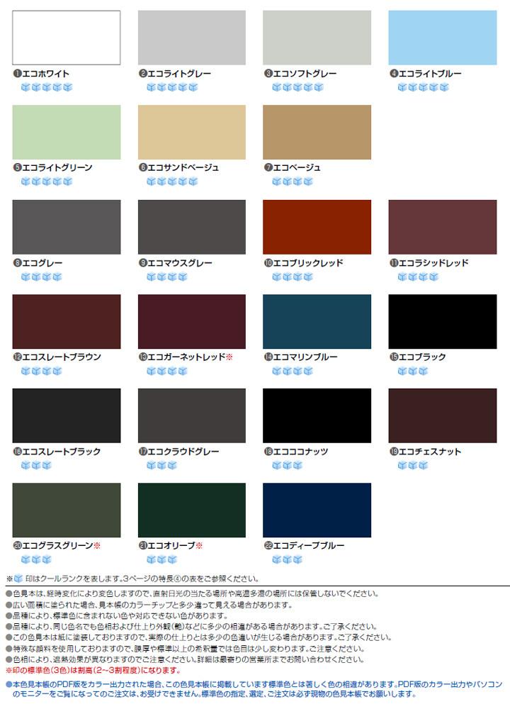 パラサーモシリコン 標準13色 16kgセット(日本特... - ペイントジョイYahoo!店
