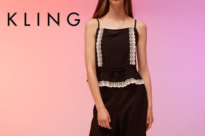 スペインのレディースファッションブランド KLING クリング