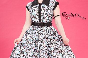 Miss Candyfloss ミス キャンディフロス レトロファッション
