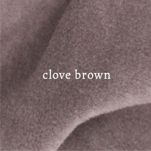 クローブブラウン