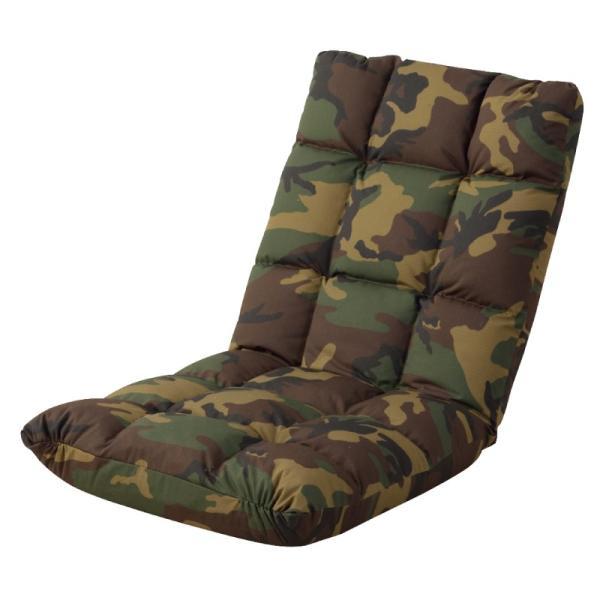 座椅子 おしゃれ フロアチェア 布地 リクライニング 生地 フロアチェア  プレゼント palette-life 09