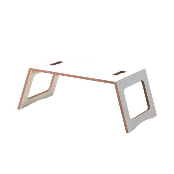 折りたたみ テーブル おしゃれ 簡易 机 ミニフォールディングテーブル 小さ コンパクト 木製 ナチュラル 北欧風インテリア|palette-life|11