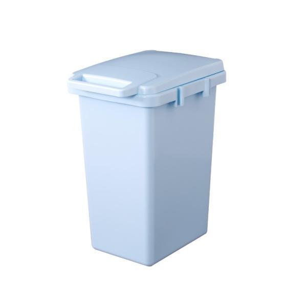 ゴミ箱 おしゃれ キッチン 45リットル 屋外 分別 フタ付き ダストボックス 連結 シンプル|palette-life|26