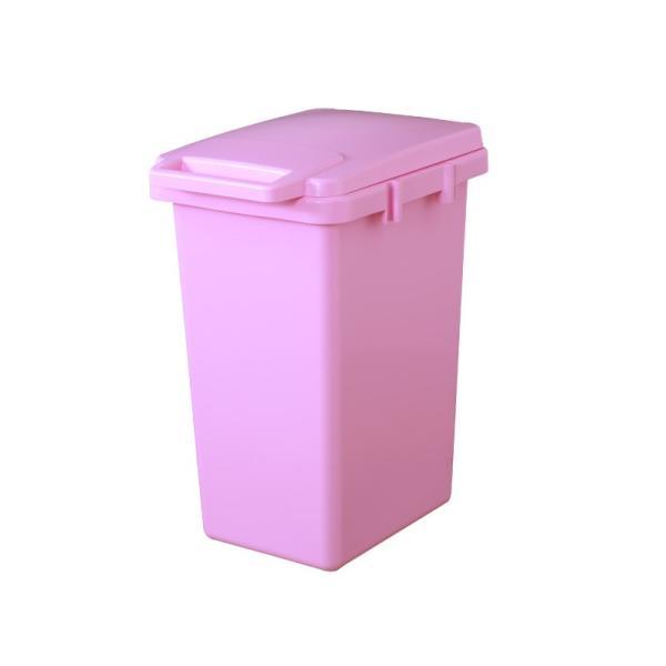 ゴミ箱 おしゃれ キッチン 45リットル 屋外 分別 フタ付き ダストボックス 連結 シンプル|palette-life|27
