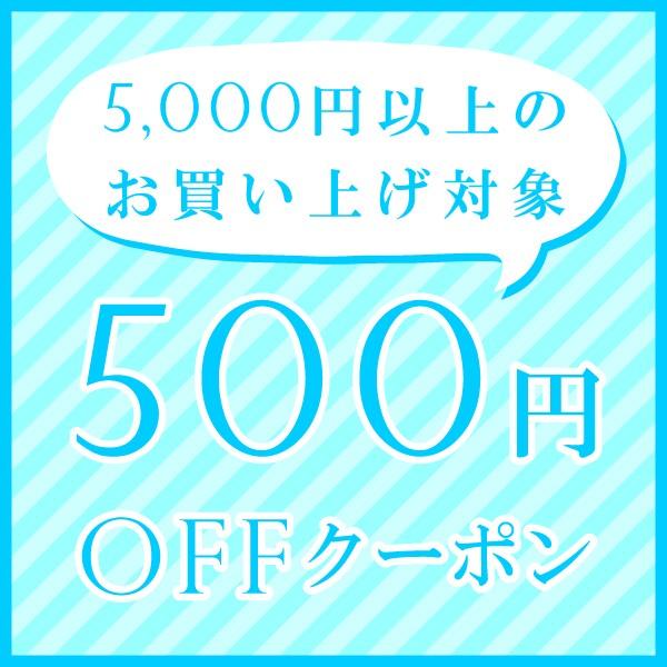 【3日間限定】誰でも使える!得するクーポン【500円OFF】