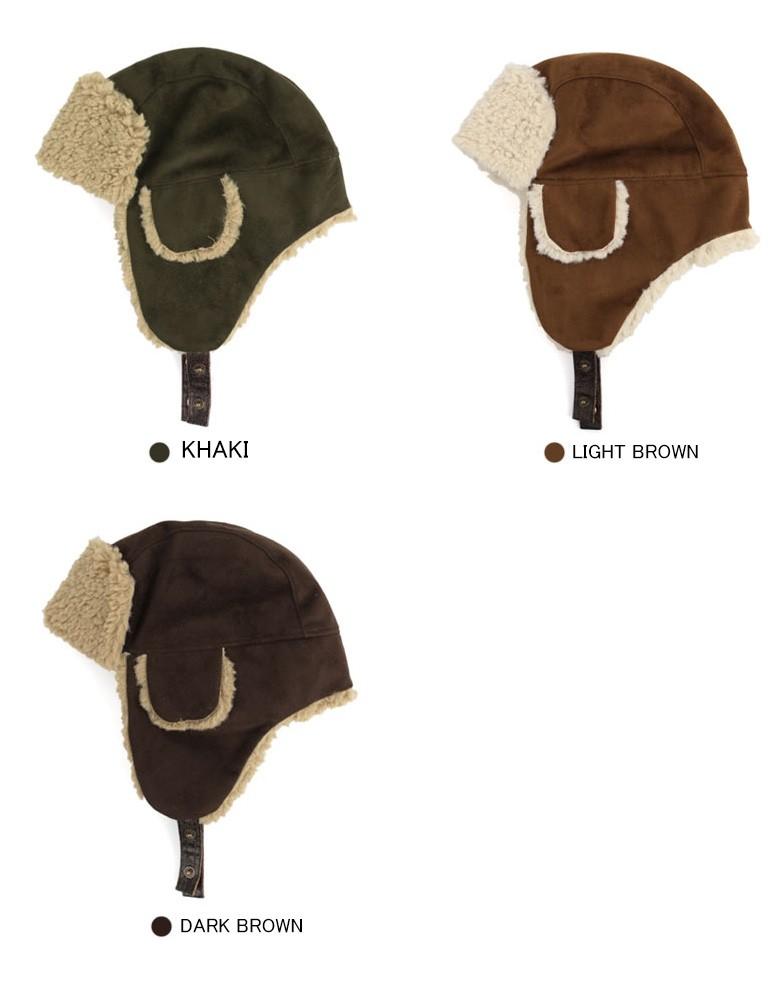 45b519cfb225f1 耳あて付き帽子 ロシアファー帽子 ロシア帽子 スキー帽子 防寒用 パイロットキャップ 冬 耳付きキャップ レディース メンズ ハット
