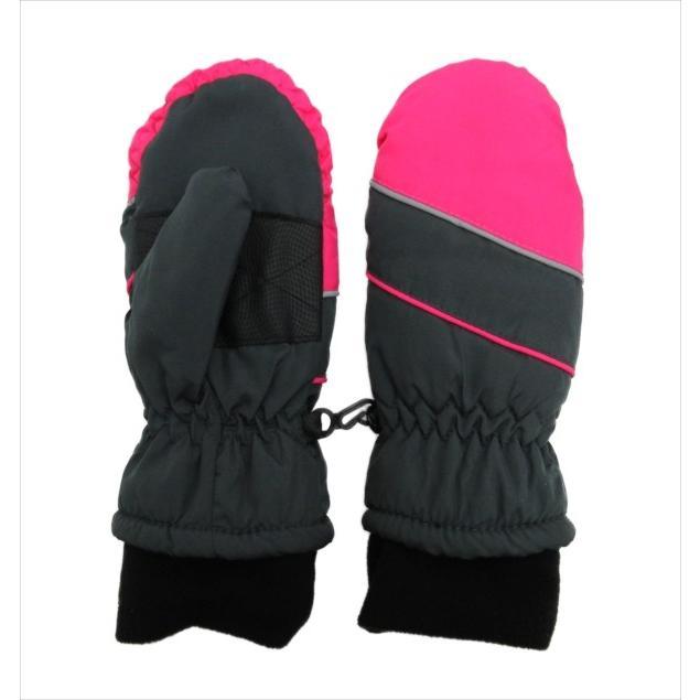 在庫処分 スキーグローブ 手袋 ミトン 子供 キッズ 赤ちゃん 防寒 保温 ハート柄 全16種  雪遊び  男の子 女の子 はめやすい 暖かい |b01|pandafamily|18