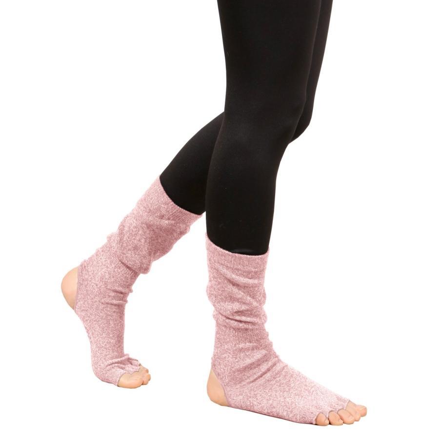 ヨガソックス 靴下 5本指 指なし 滑り止め 5本指 指なし健康ソックス レディース 冷え性対策 フィットネス 秋|panetone|16