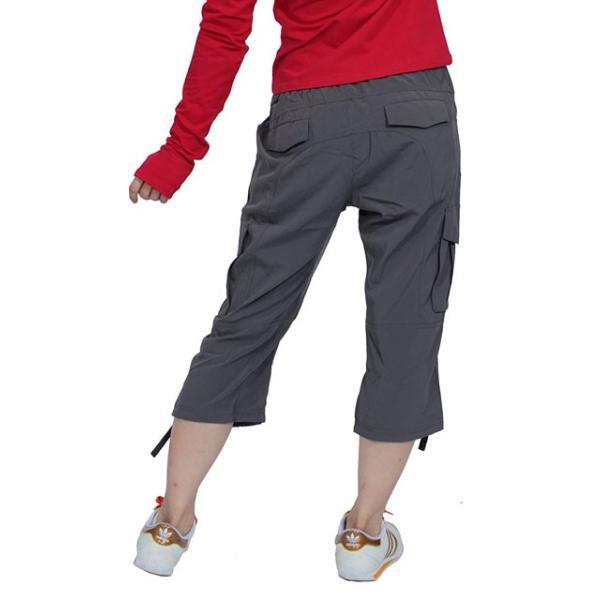 トレーニング トレーニングウェア ズンバウェア レディース 軽量 カプリパンツ ジョガーパンツ フィットネスウェア ダンス|panetone|23