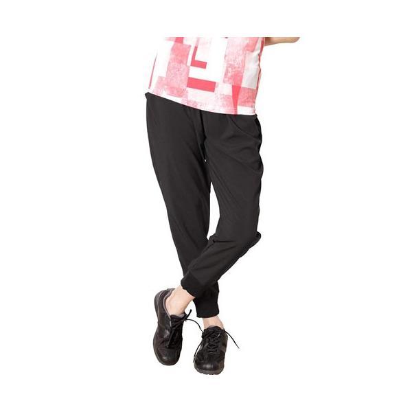 トレーニング トレーニングウェア ズンバウェア レディース 軽量 カプリパンツ ジョガーパンツ フィットネスウェア ダンス|panetone|22