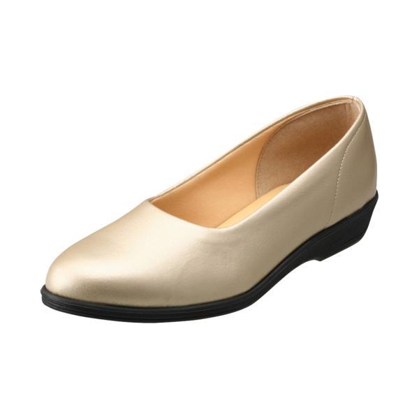 パンプス レディース 疲れにくい 冠婚葬祭 軽い フラット 日本製 靴 3E パンジー pansy 4060|pansystore|11