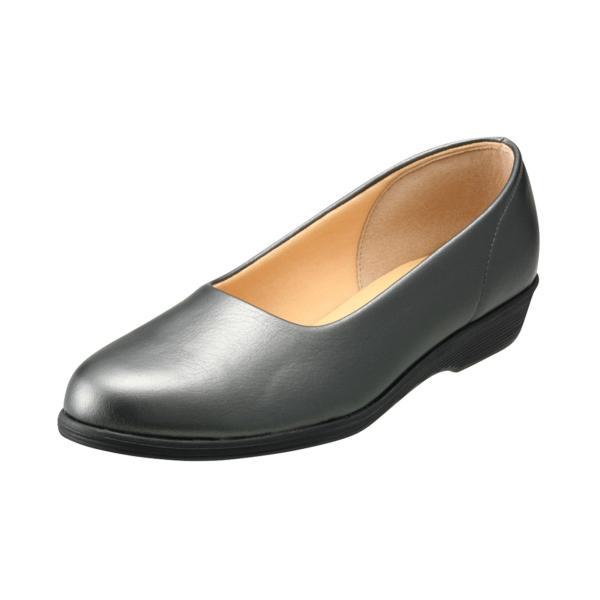 パンプス レディース 疲れにくい 冠婚葬祭 軽い フラット 日本製 靴 3E パンジー pansy 4060|pansystore|10