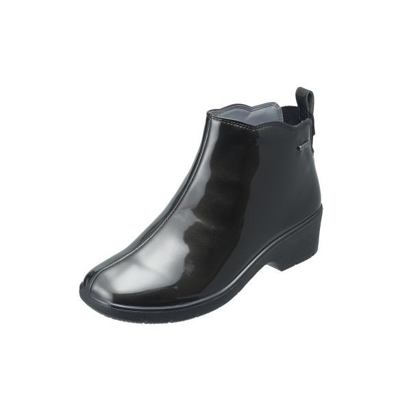 レインブーツ レインシューズ ショート 防水 長靴 雨靴 人気 おしゃれ 歩きやすい 履きやすい 靴 レディース 3E パンジー pansy 4906|pansystore|20