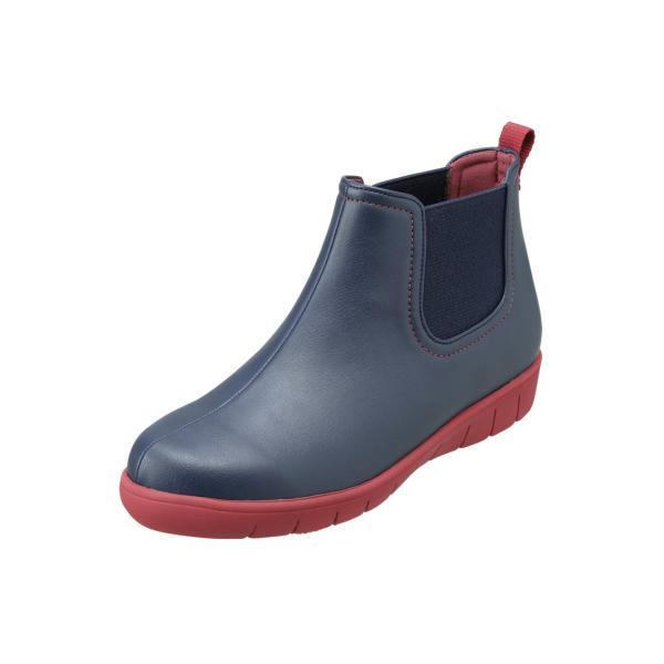 防水ブーツ レディース レインシューズ 雨靴 長靴 防水 靴 パンジー pansy 4946 pansystore 09