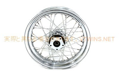 米国取寄せ Front】16 Front Spoke Wheel V TWIN 品番 V TWIN