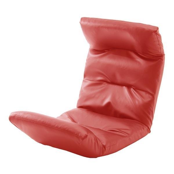 座椅子 リクライニング コンパクト へたりにくい ハイバック 送料無料 【スウェイト swait】  / 座いす 座イス おしゃれ【CT】|patie|19