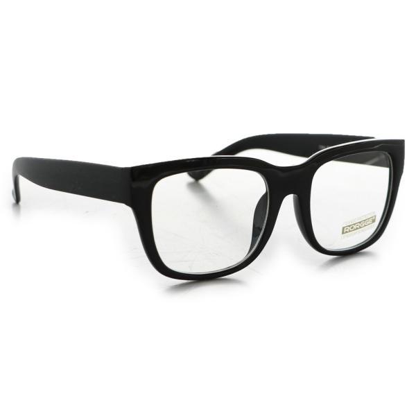 メガネ ファッショングラス 伊達メガネ ウェリントンタイプ ビッグフレーム  レディース メンズ|paty|08