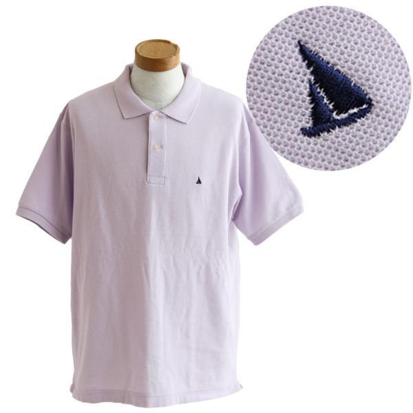 ポロシャツ 半袖 リブ衿 5.3オンス 吸汗 速乾 消臭テープ UV 紫外線 形状安定 刺繍 春 夏 SAIL レディース メンズ paty 14