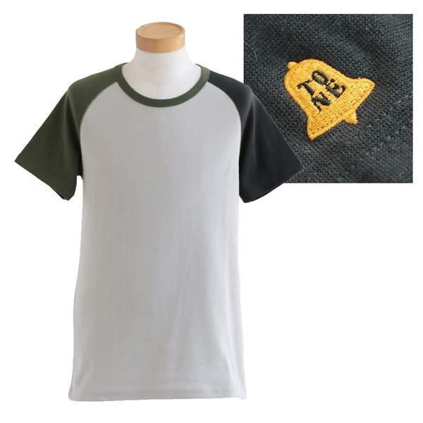 半袖 Tシャツ カットソー ラグラン 配色切り替え 「吸湿 速乾 COOL PLUS」 涼しい 肉厚  おしゃれ メンズ レディース TOneontoNE 夏|paty|11