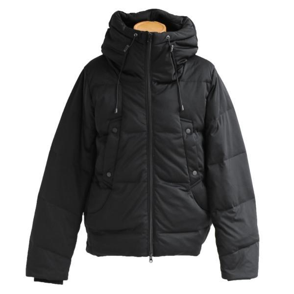 ダウンジャケット メンズ  メンズダウンジャケット メンズ ボリュームネック フード付き 冬 軽量 保温|paty|21