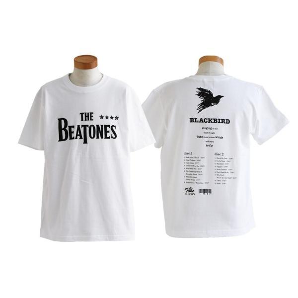 Tシャツ 半袖 丸胴 クルーネック  重ね着 プリントtシャツ TOneontoNE  レディース メンズ 夏 おしゃれ paty 09