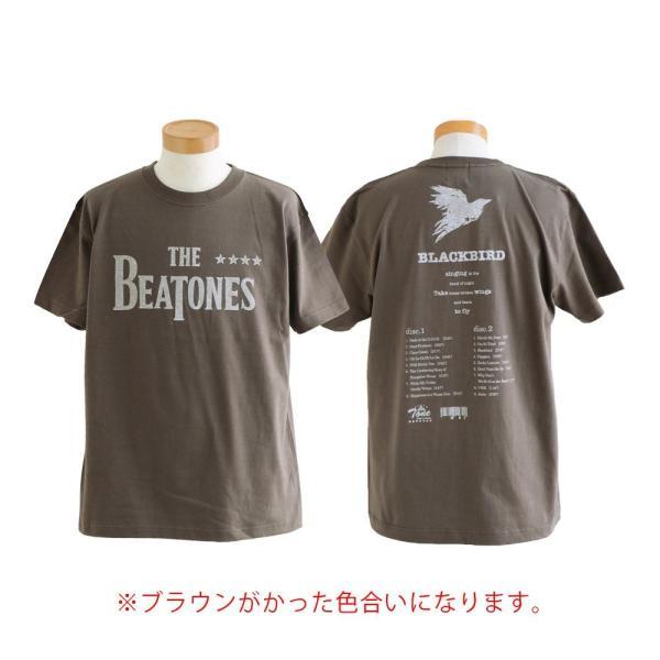 Tシャツ 半袖 丸胴 クルーネック  重ね着 プリントtシャツ TOneontoNE  レディース メンズ 夏 おしゃれ paty 13