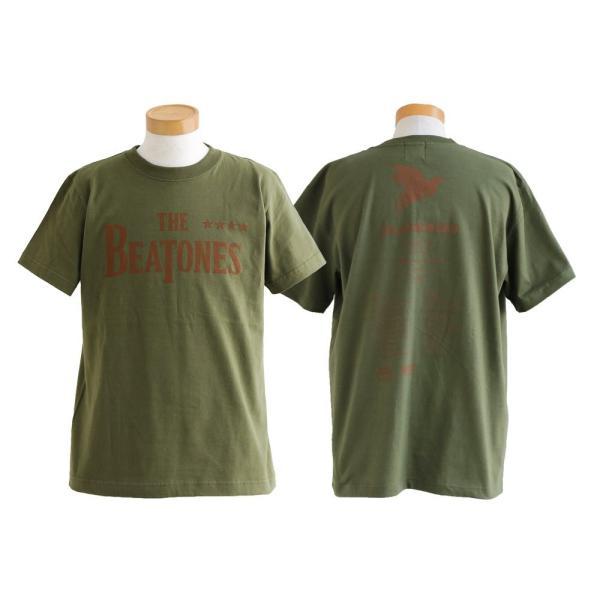 Tシャツ 半袖 丸胴 クルーネック  重ね着 プリントtシャツ TOneontoNE  レディース メンズ 夏 おしゃれ paty 18