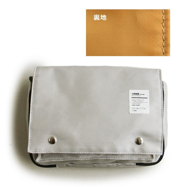 【今だけ送料無料】ボディバッグ ショルダーバッグ 財布 ミニ コンパクト 軽量 (トーン) TOneontoNE 40代 50代|paty|15