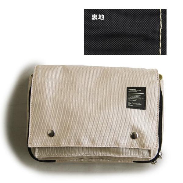 ボディバッグ ショルダーバッグ 財布 ミニ コンパクト 軽量 (トーン) TOneontoNE 40代 50代|paty|22