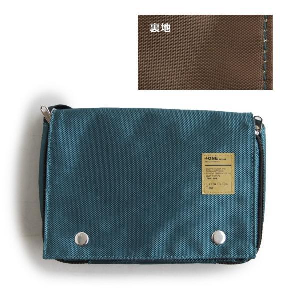 ボディバッグ ショルダーバッグ 財布 ミニ コンパクト 軽量 (トーン) TOneontoNE 40代 50代|paty|23