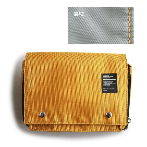 ボディバッグ ショルダーバッグ 財布 ミニ コンパクト 軽量 (トーン) TOneontoNE 40代 50代|paty|24