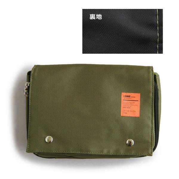 ボディバッグ ショルダーバッグ 財布 ミニ コンパクト 軽量 (トーン) TOneontoNE 40代 50代|paty|25