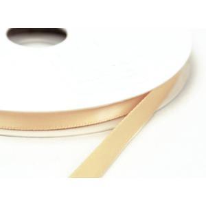ダブルサテンリボン 色がえらべる 6mm幅 【メール便可】 pauskirt 04
