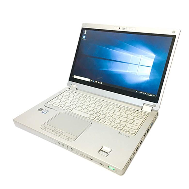 Panasonic パナソニック Let's Note CF-MX5 Intel Core i5 第6世代 メモリ8GB SSD128GB Webカメラ 中古ノートパソコン テレワーク 在宅ワーク Bランク