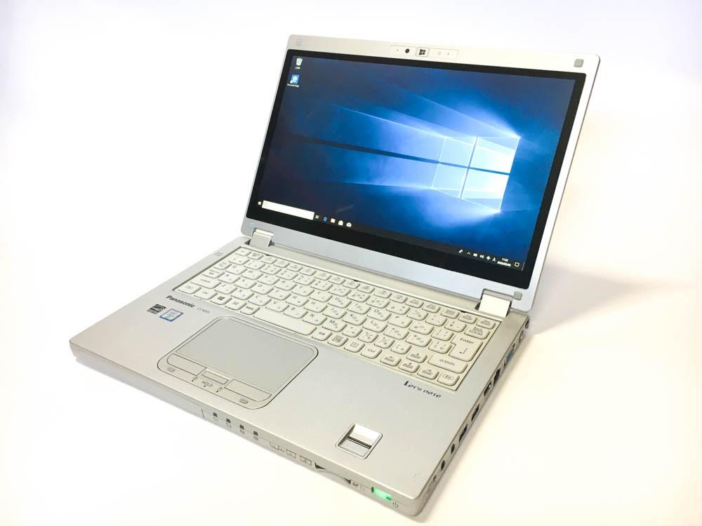 MX5 Intel Core i5 第6世代 メモリ8GB SSD128GB Webカメラ 中古ノートパソコン テレワーク 在宅ワーク Bランク