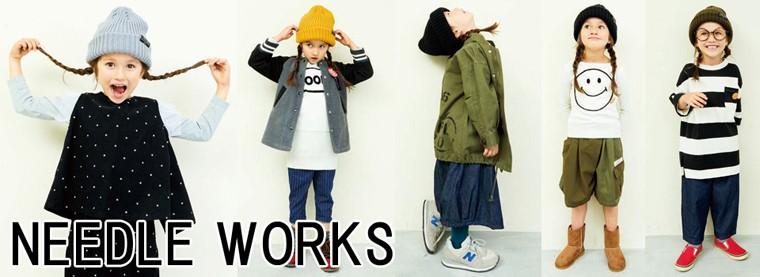 ニードルワークス,子供服,スーン,女の子
