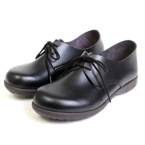 レディース シューズ カジュアルシューズ 靴 婦人靴 3cmヒール レースアップ オブリークトゥ コンフォート FIRST CONTACT ファーストコンタクト 39136|pennepenne|06