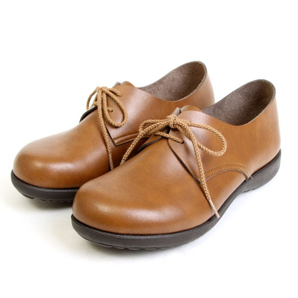 レディース シューズ カジュアルシューズ 靴 婦人靴 3cmヒール レースアップ オブリークトゥ コンフォート FIRST CONTACT ファーストコンタクト 39136|pennepenne|07
