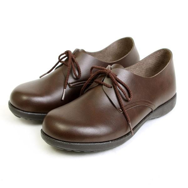 レディース シューズ カジュアルシューズ 靴 婦人靴 3cmヒール レースアップ オブリークトゥ コンフォート FIRST CONTACT ファーストコンタクト 39136|pennepenne|08