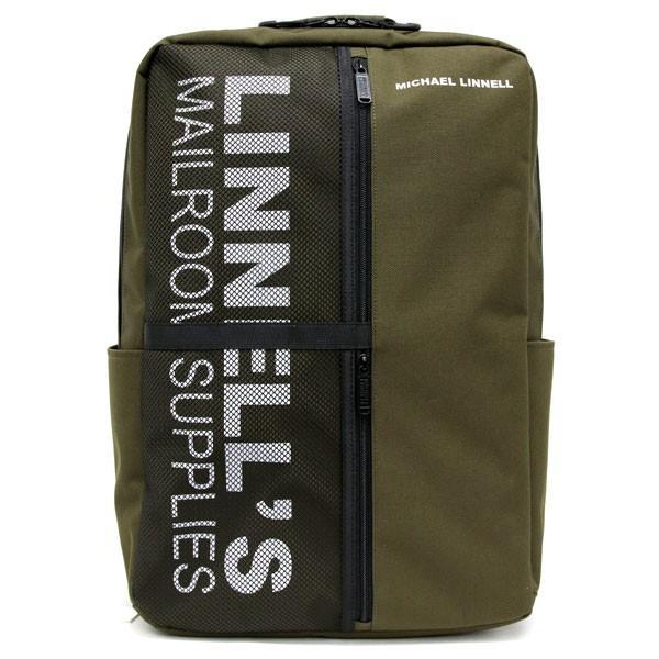 リュック スクエア バックパック 29L バッグ レディース メンズ 旅行 多機能 MICHAEL LINNELL マイケルリンネル MLBL-002 pennepenne 09