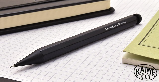 カヴェコ ペンシル 0.5mm ペンシルスペシャル PS-05 ブラック